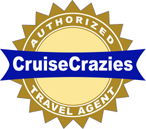 Authorized CruiseCrazies Cruise Travel Agent