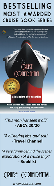 Cruise Confidential - Most Awarded Cruise Book Series