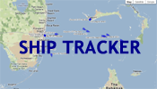 Locate Cruise Ships at Sea with the Cruise Ship Tracker