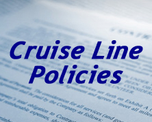 Cruise Line Policies
