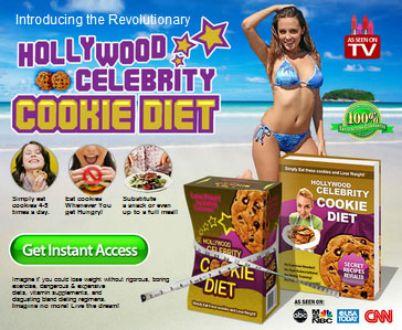 The Famous Hollywood Celebrity Cookie Diet