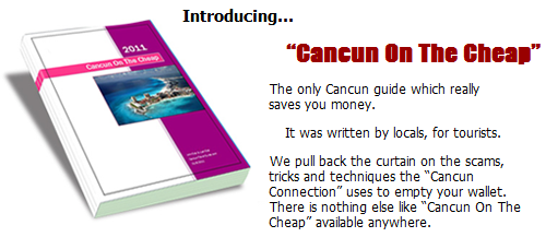 Cancun on the Cheap