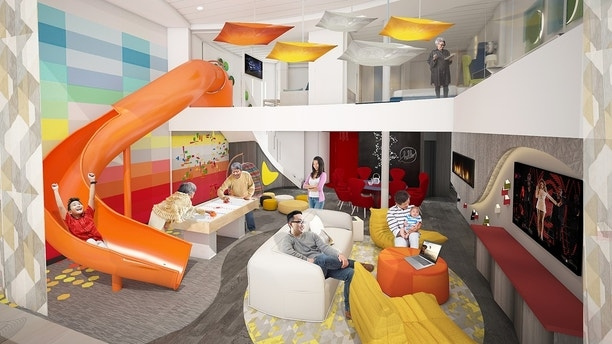 spectrum of the seas ultimate family suite royal caribbean