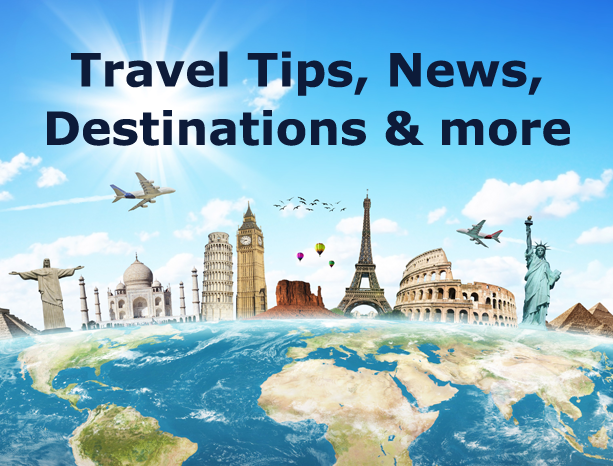 Travel Tips, News, Destinations and more at TravelCrazies.com
