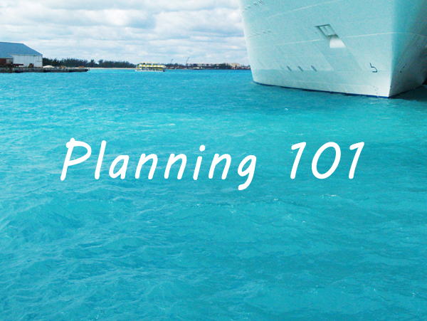 Cruise Planning Articles