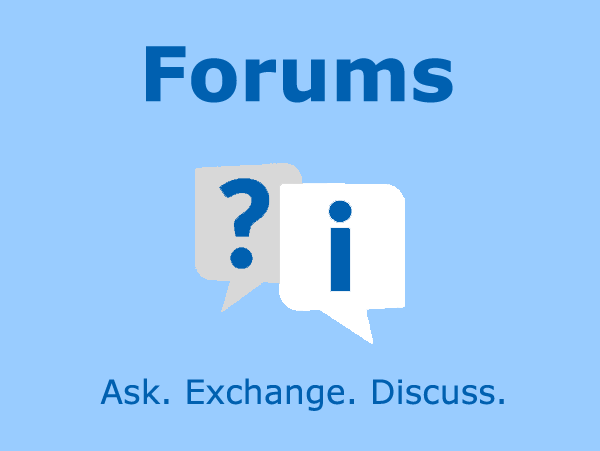 Jump in and begin chatting with other cruisers in our Forums