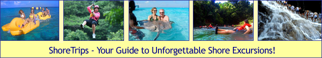 Book your Shore Excrusions with ShoreTrips