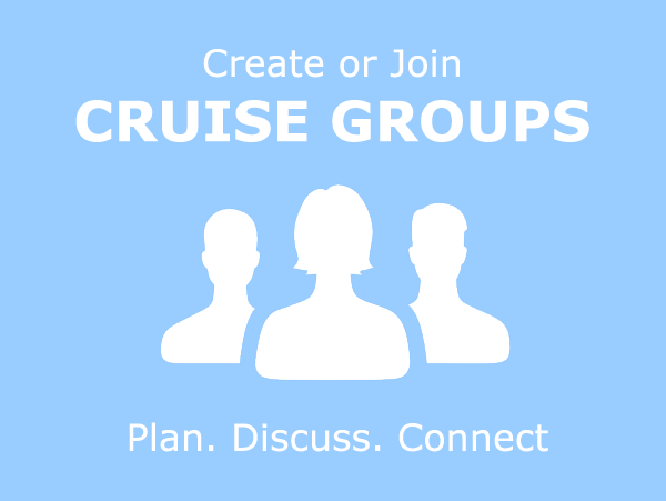 Create or Join Cruise Groups!