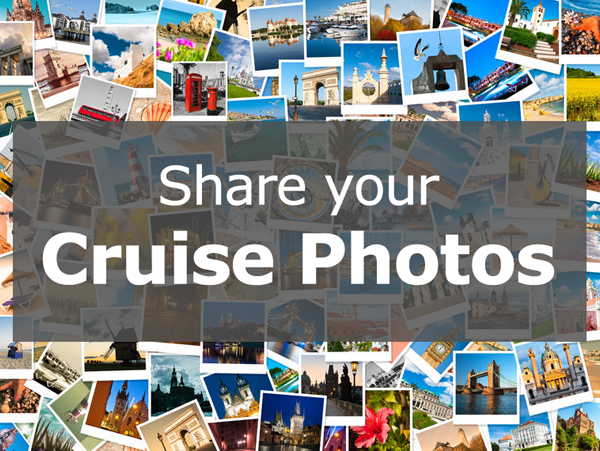 Upload your Cruise Photos