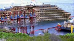 Concordia Salvage Operation
