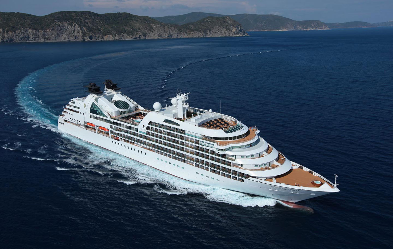 Seabourn orders new luxury cruise ship - Other Cruise ...