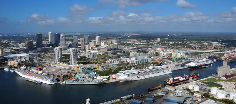 Two New Cruise Ships To Sail From Tampa Port. Whou0027s Cruised From Tampa?