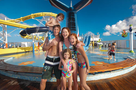 Best option for family of 5 to cruise