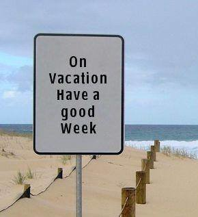 Tuesday Travel Tips Takes a Vacation ...