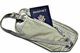 Never Pack Necessary Documentation in Your Checked Luggage...including your Passport!