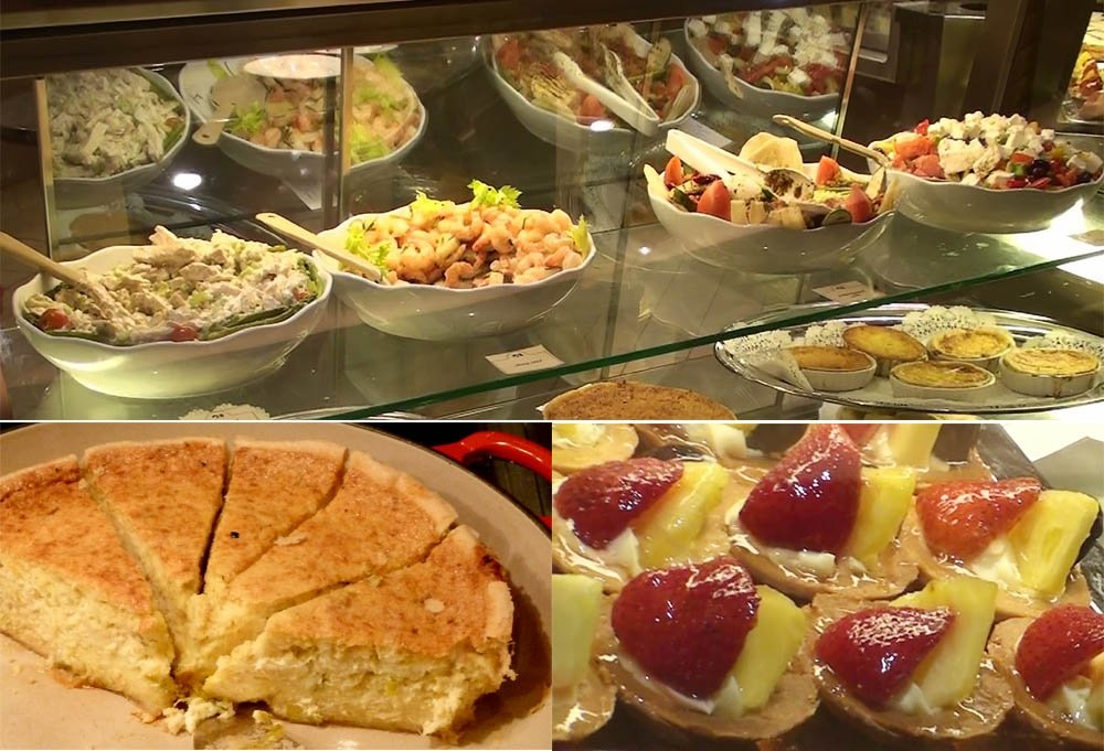 Avoid the Crowds at the Buffet on Embarkation Day ~ Enjoy a More Leisurely Lunch