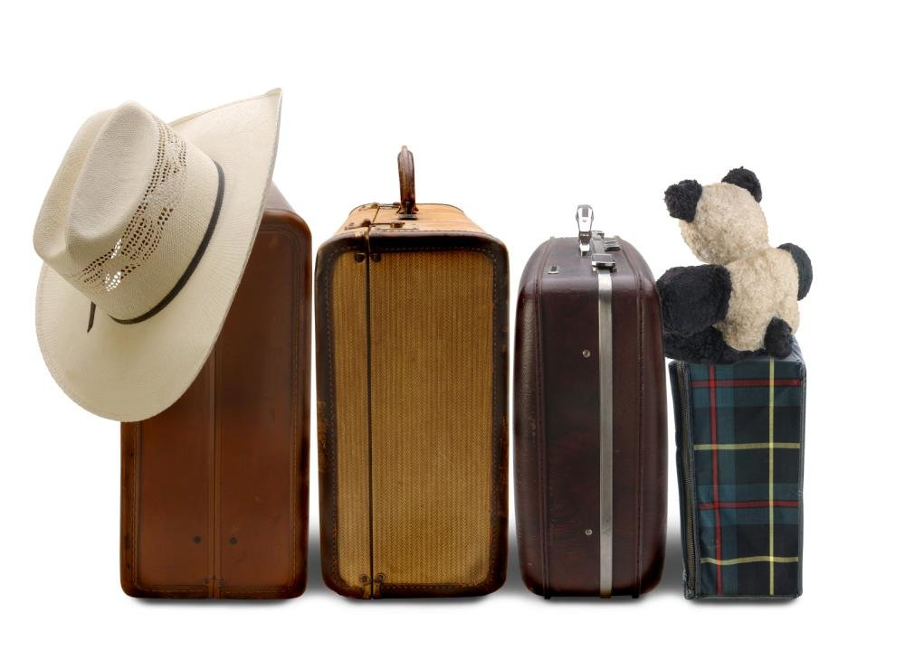 Allow Room in Your Luggage for the Stuff You'll Bring Home