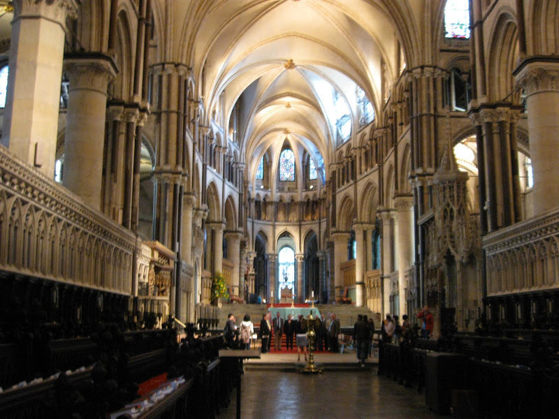 Cruising the British Isles, Pre-Cruise ~ Canterbury Cathedral