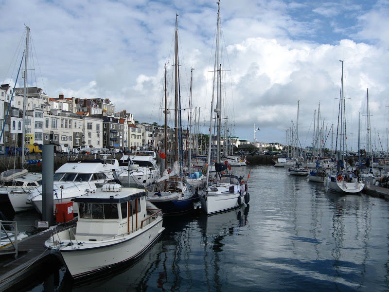 Cruising the British Isles ~ Day 2: Guernsey