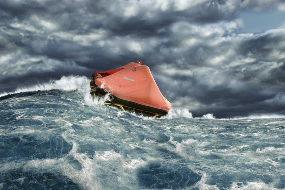 The Truth About Life Raft Survival