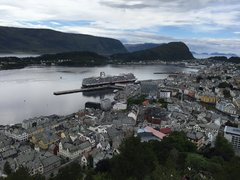 Koningsdam - Alesund, Norway