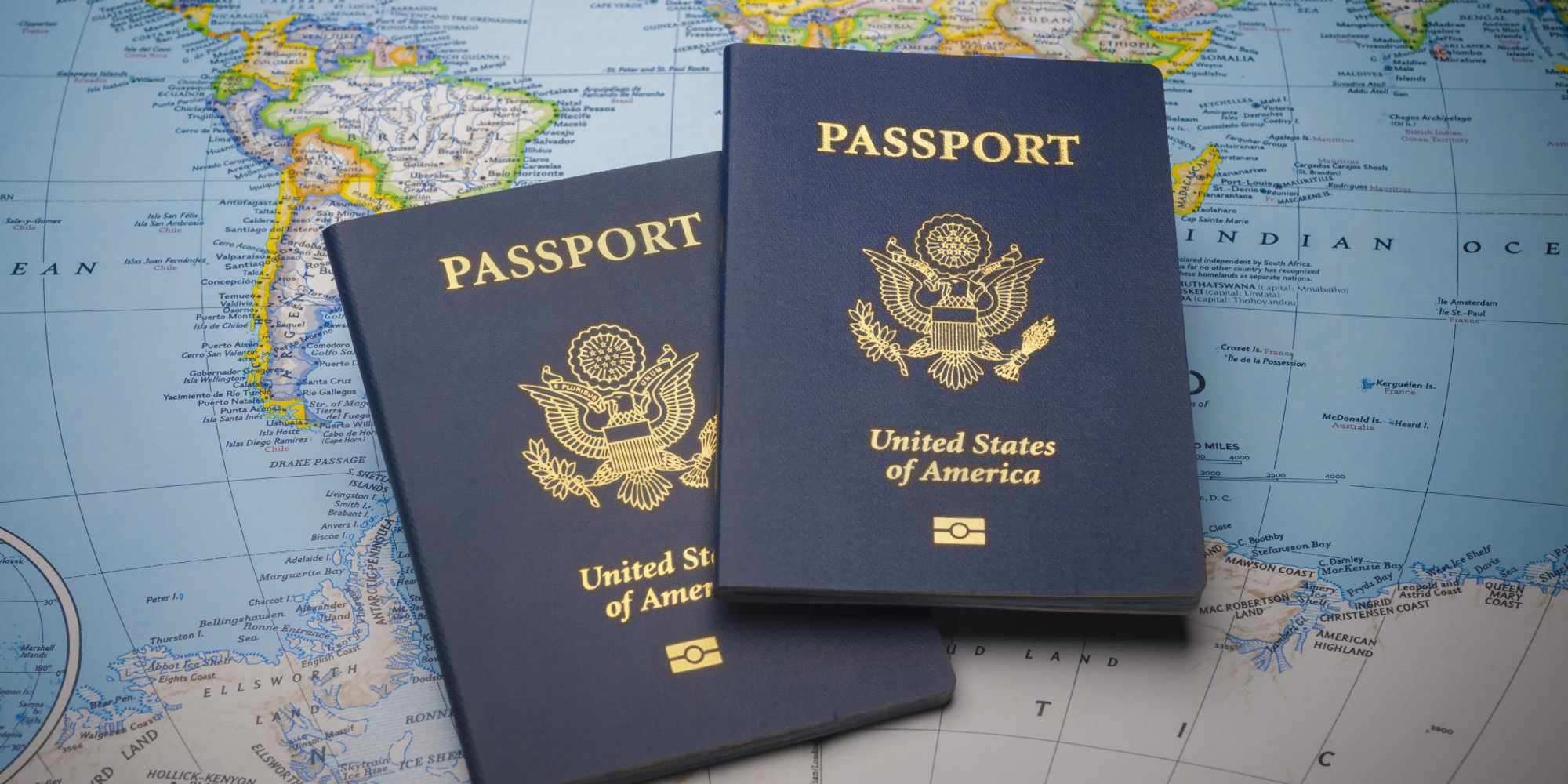 Ships, Destinations and Document Requirements