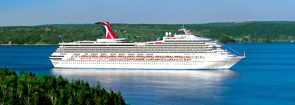 Carnival Triumph Post Red Bags and 2.0 Upgrades