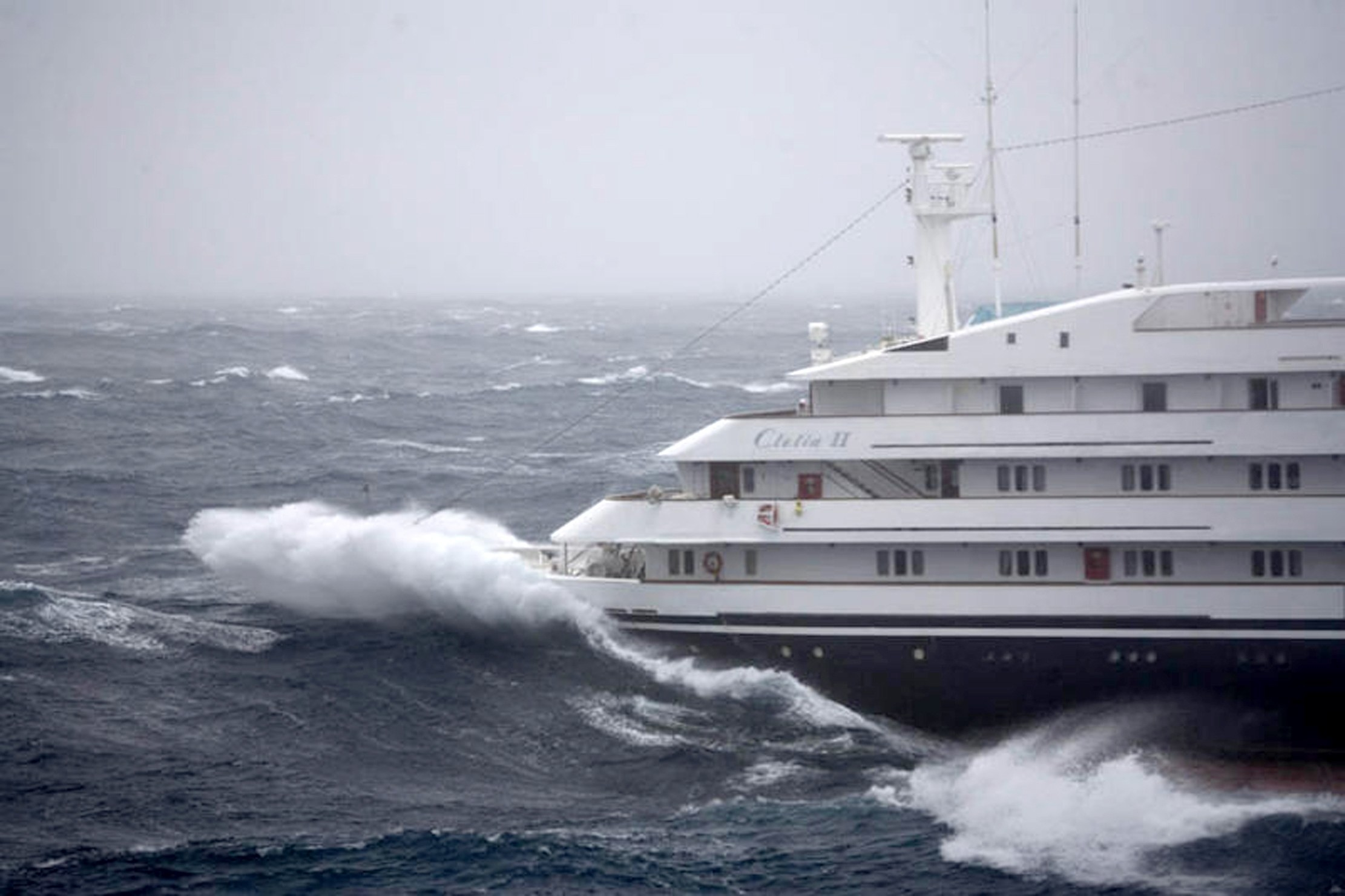 Cruising with Hurricanes and Rough Seas