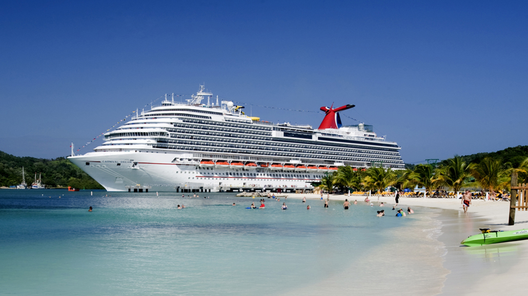 Carnival Cruise Ports in the Western and Central Caribbean