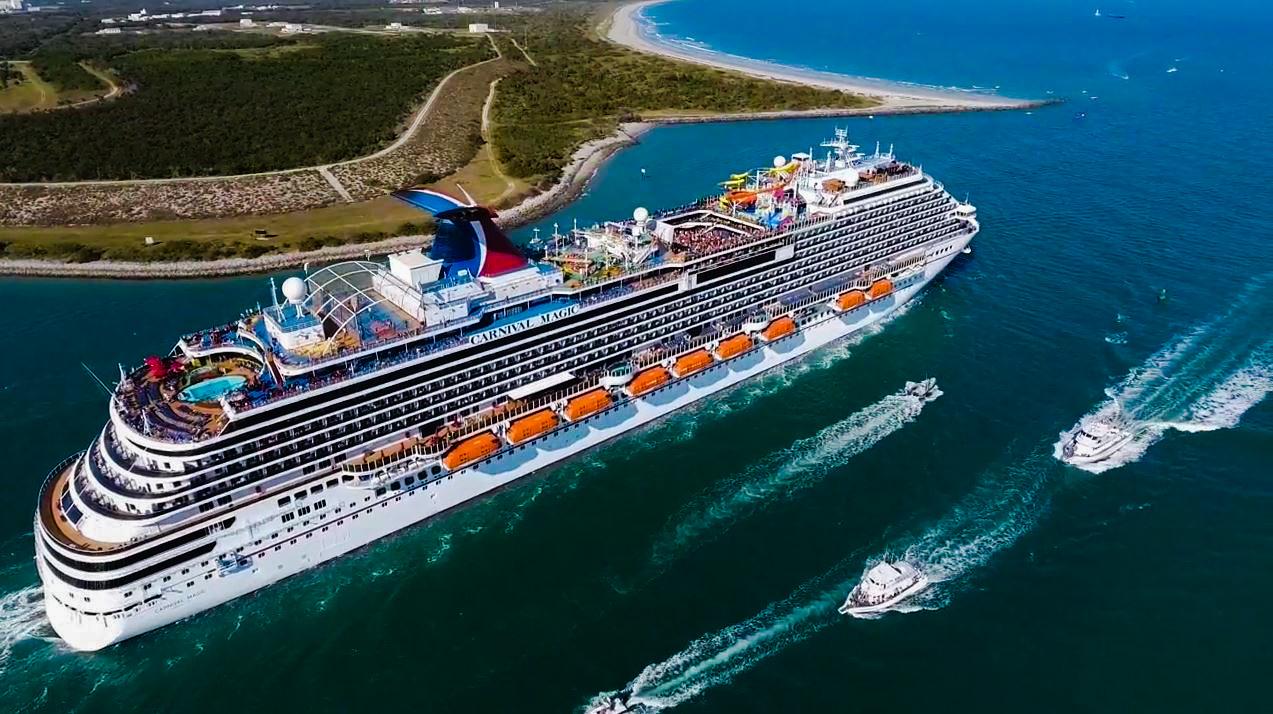 Carnival Magic Cruise Ports - Part 1