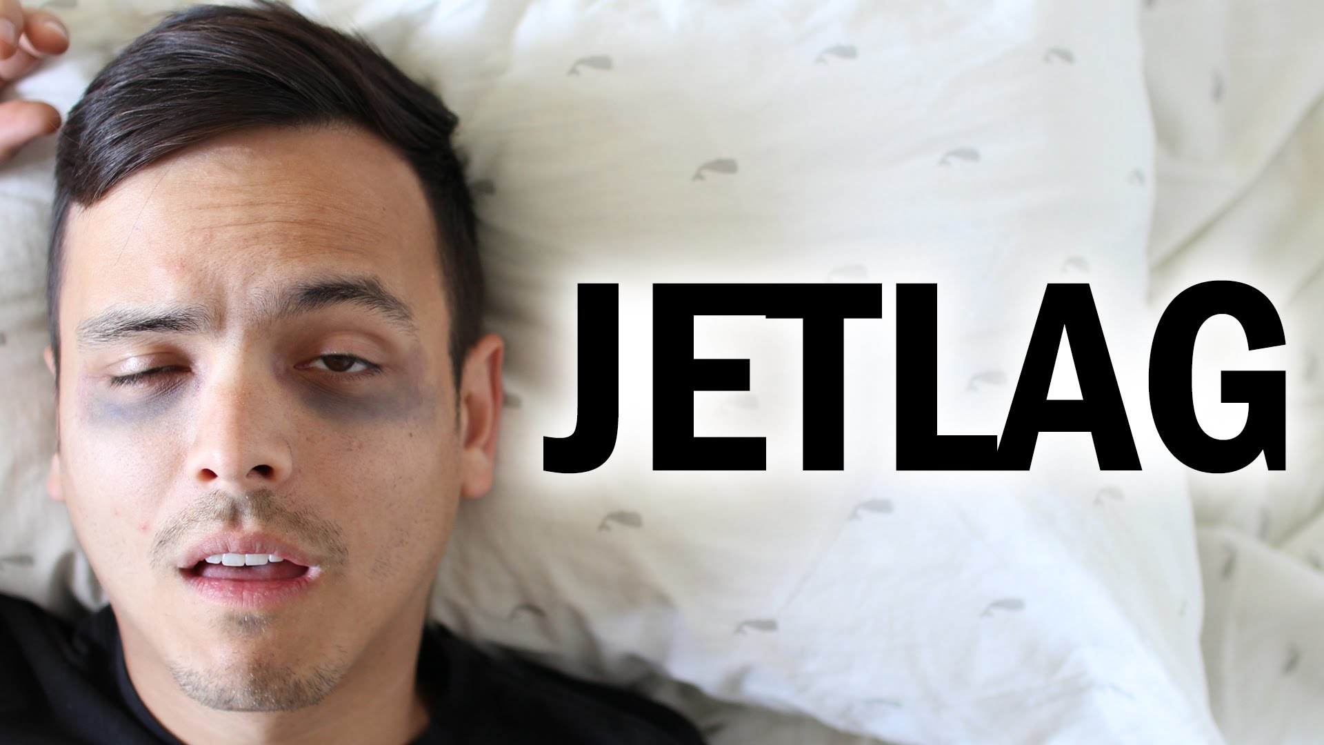 Dealing with Jet Lag