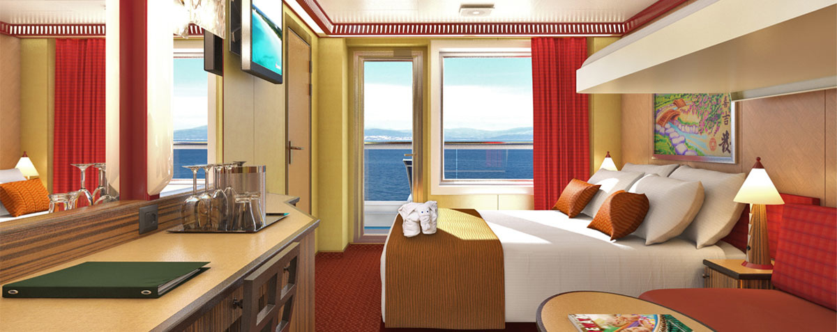 Find the best cabin on the ship for YOU!