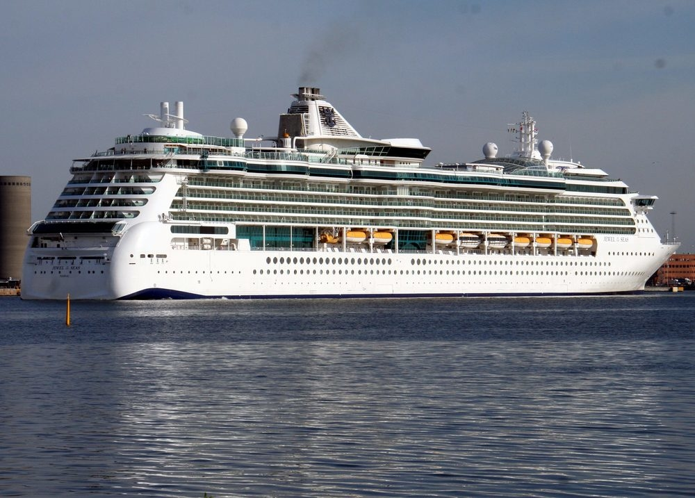 Welcome Aboard......Jewel of the Seas - May 2, 2013