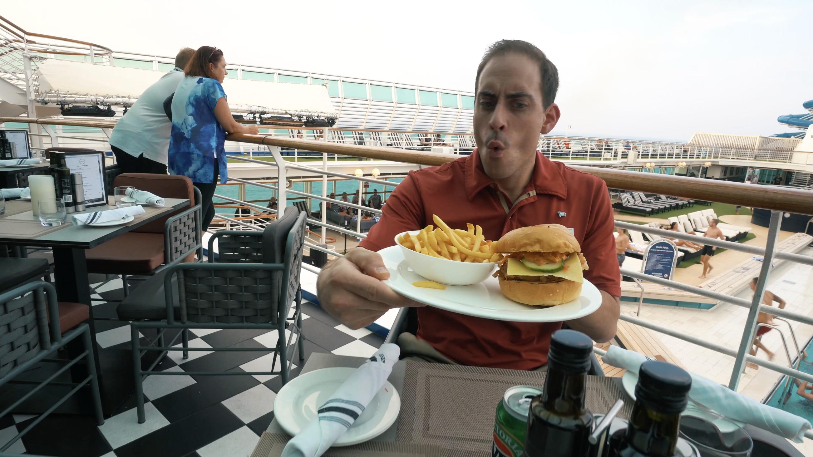 Food on Ships!