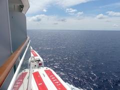 Epic Balcony 10107, Forward view
