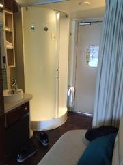 Epic Bath Configuration - Shower view
