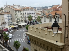 View of Downtown Cannes