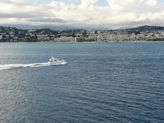 Port of Cannes, from the Norwegian Epic