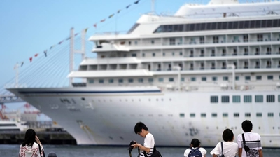Hopes of turning an 800 passenger cruise ship into a ...