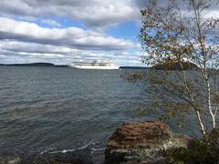 Port of Bar Harbor, Maine