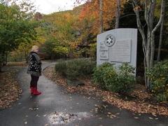 Gardens in Acadia Park